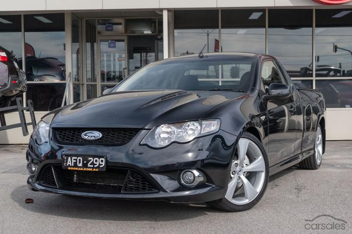 Ford Performance Vehicles GS cars for sale in Australia - carsales