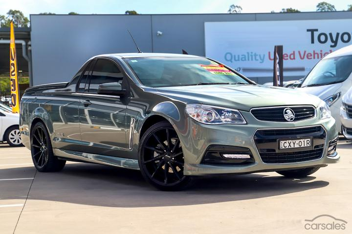 Holden Ute Ss Cars For Sale In Australia Carsalescomau