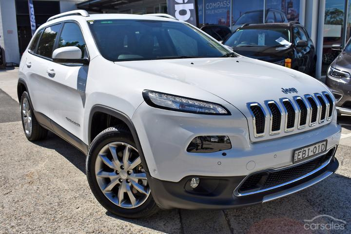 Jeep Cherokee cars for sale in Australia - carsales com au
