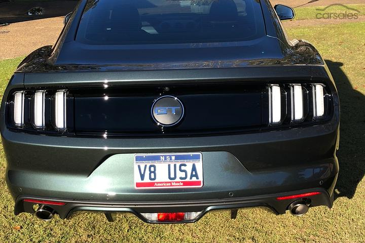 Ford Mustang Green cars for sale in Australia - carsales com au