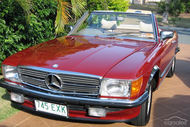 Mercedes-Benz 450SL cars for sale in Australia - carsales com au
