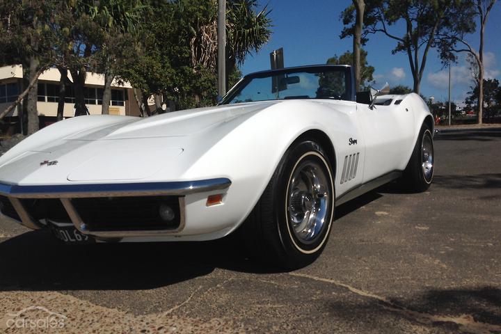 Chevrolet Corvette Stingray cars for sale in Australia