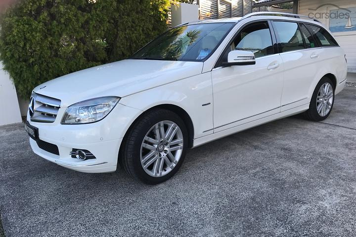 Mercedes-Benz C220 CDI Wagon cars for sale in Australia