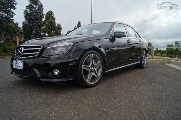 Mercedes-Benz C63 AMG W204 cars for sale in Australia