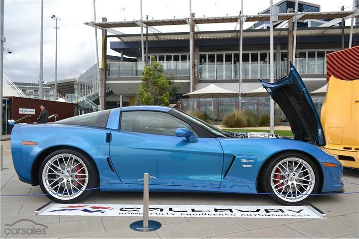 Chevrolet Corvette cars for sale in Australia - carsales com au