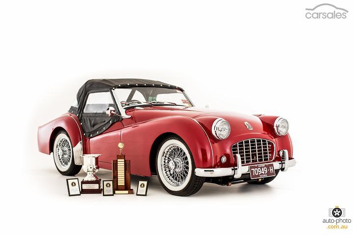 Triumph TR3 cars for sale in Australia - carsales com au