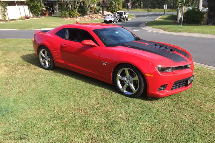 Chevrolet Camaro SS cars for sale in Australia - carsales com au