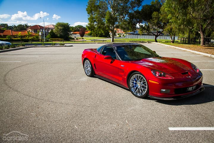 Chevrolet Corvette ZR1 cars for sale in Australia - carsales