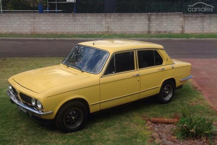Triumph cars for sale in Australia - carsales com au