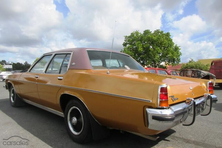 Holden Statesman Petrol cars for sale in Australia