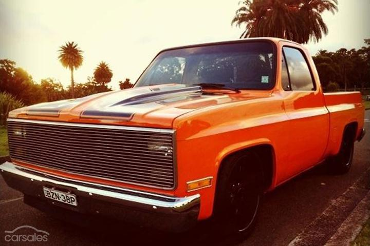 Chevrolet C10 cars for sale in Australia - carsales com au