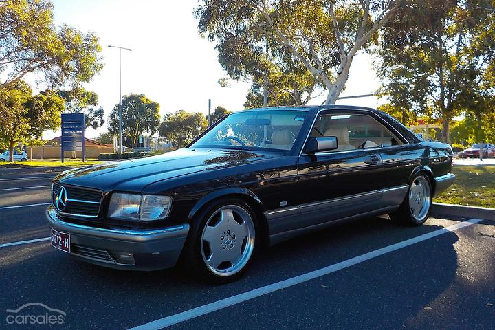 Mercedes-Benz 500SEC cars for sale in Australia - carsales