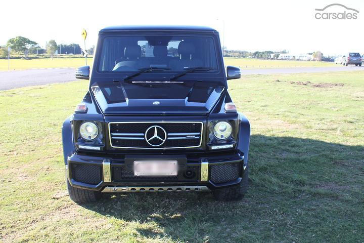 Mercedes-Benz G Class cars for sale in Australia - carsales