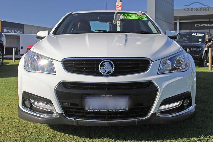 Holden Commodore SS V cars for sale in Australia - carsales