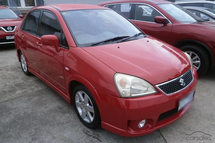 Suzuki Liana cars for sale in Australia - carsales com au