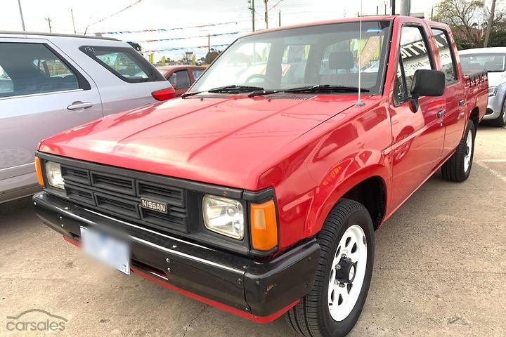 Nissan Navara D21 cars for sale in Australia - carsales com au