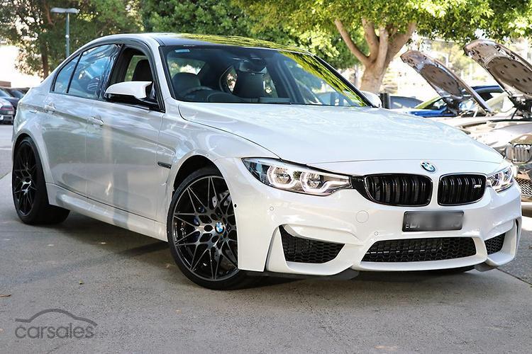 2008 BMW M3 Coupe M3 Sedan E92 E90 Full Color Dealer Sales Brochure 36 Pages