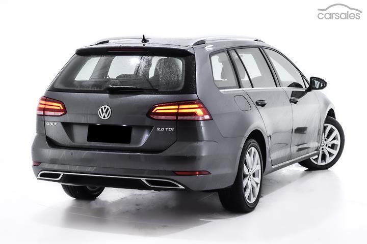 Demo Volkswagen Golf Diesel cars for sale in Australia