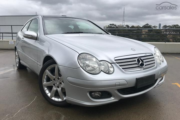 Mercedes Benz C Class Coupe Cars For Sale In Australia
