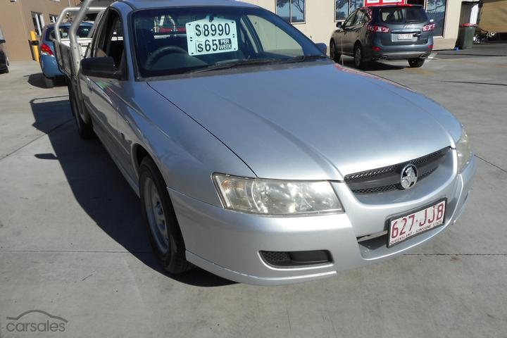 Holden One tonner cars for sale in Queensland - carsales com au