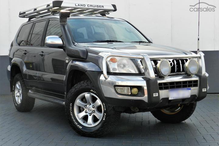 Toyota Landcruiser Prado cars for sale in Australia