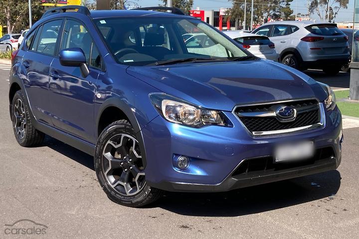 Subaru Xv Manual Cars For Sale In Australia Carsales Com Au