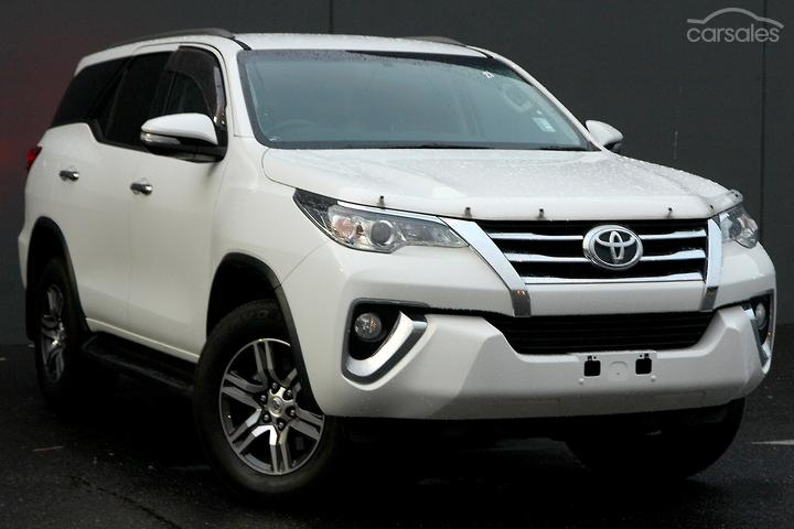 Toyota Fortuner cars for sale in Melbourne, Victoria