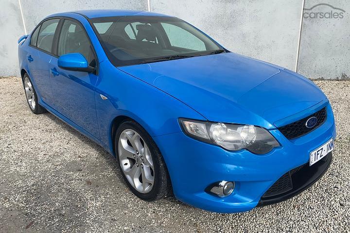 Ford Falcon cars for sale in Australia - carsales com au