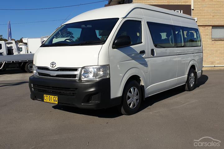 Toyota Hiace Commuter cars for sale in Sydney, New South