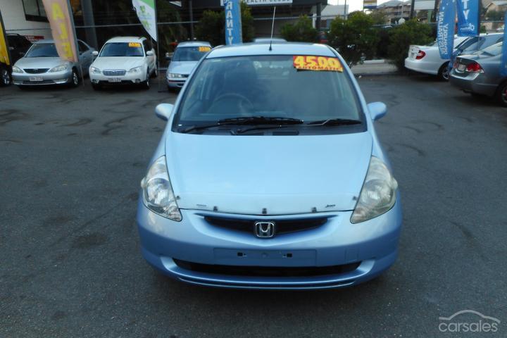 Honda Jazz GD Blue 4 Cylinder cars for sale in Queensland - carsales