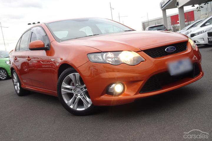 Ford Falcon XR6 cars for sale in Australia - carsales com au