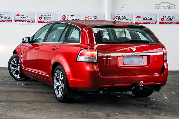 Holden Calais Wagon cars for sale in Western Australia