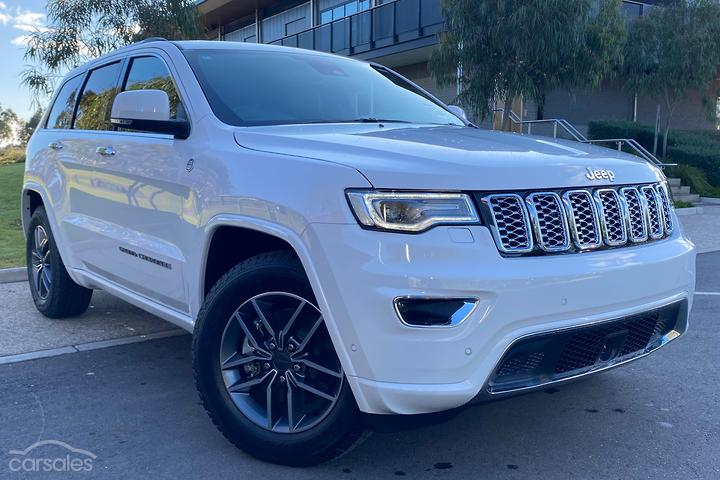 Jeep Grand Cherokee Overland Cars For Sale In South Australia