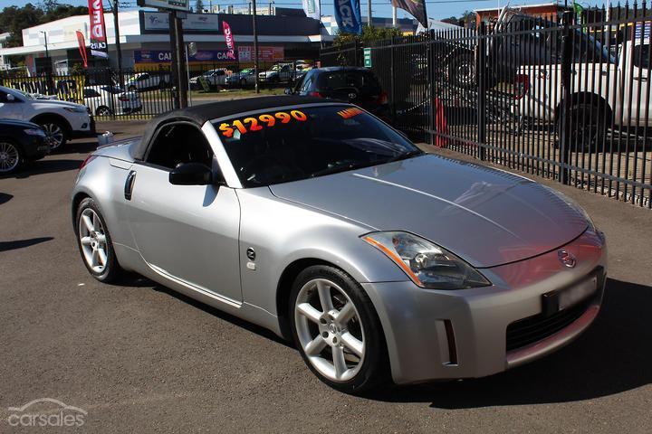 Nissan 350Z cars for sale in Australia - carsales com au