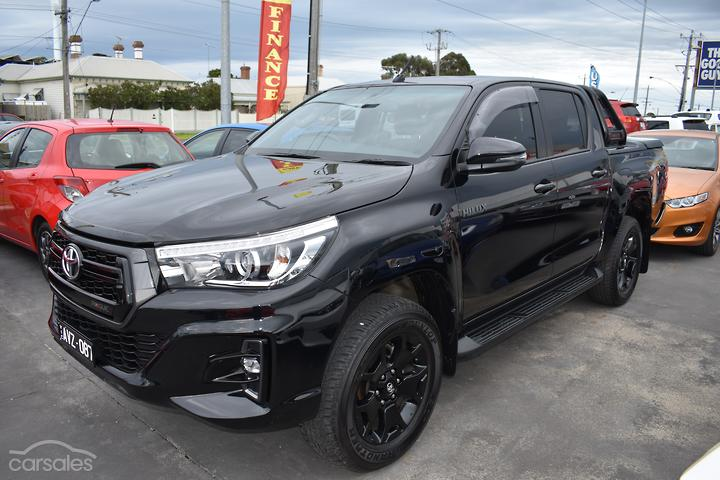 Toyota Hilux Rogue cars for sale in Australia - carsales com au
