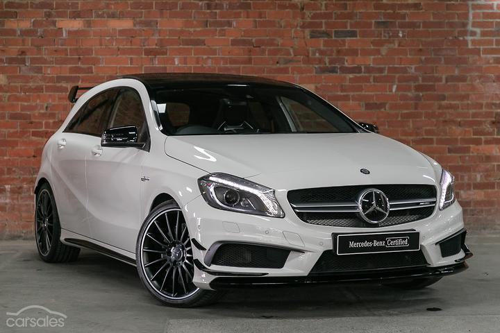 Mercedes-Benz A45 AMG cars for sale in Australia - carsales com au
