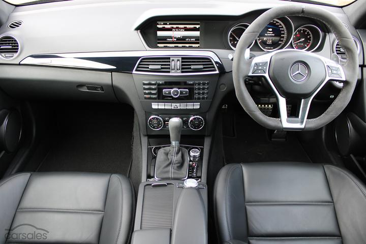 Mercedes-Benz C63 W204 Wagon Black cars for sale in