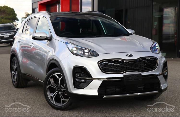 Kia Sportage Gt Line Cars For Sale In Australia Carsales Com Au