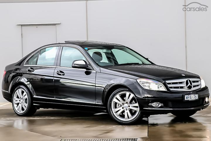 Mercedes-Benz C200 Kompressor W204 cars for sale in