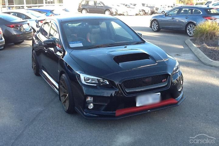 Subaru WRX STI cars for sale in Australia - carsales com au