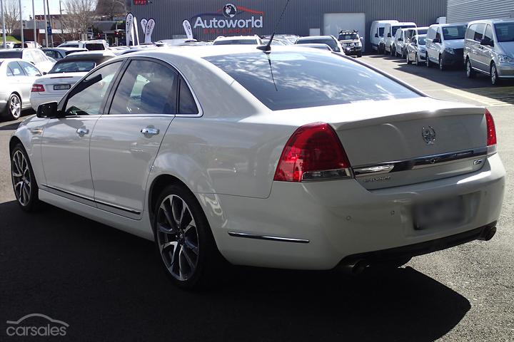 Holden Caprice WN Series II cars for sale in Australia