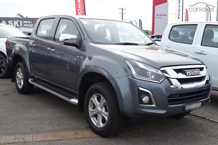 Isuzu cars for sale in Australia - carsales com au