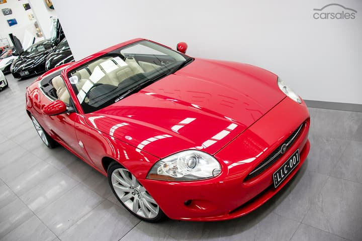 Jaguar XK Convertible cars for sale in Australia - carsales