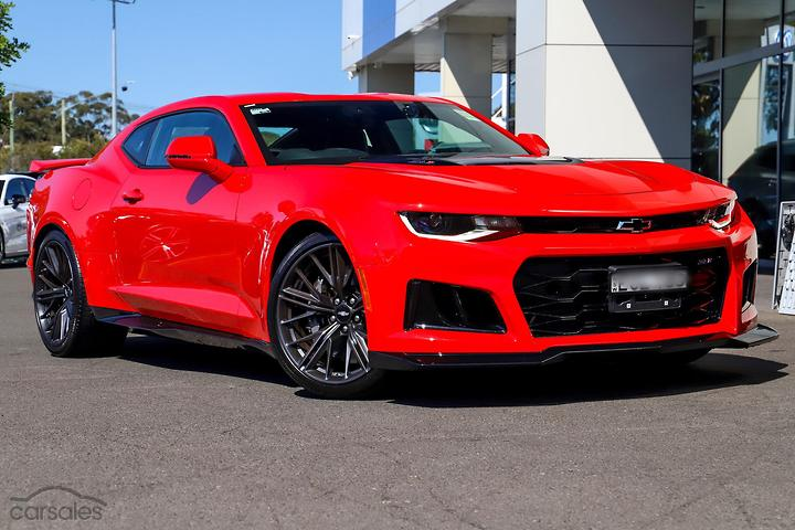 Chevrolet Camaro Cars For Sale In Australia Carsales Com Au