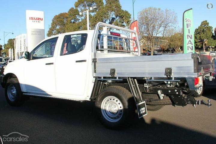 Isuzu Offroad 4x4 cars for sale in Australia - carsales com au