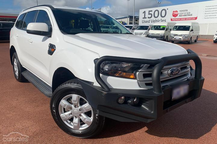 Ford Everest Cars For Sale Within 25km Of Postcode 6030 In Perth Western Australia Carsales Com Au