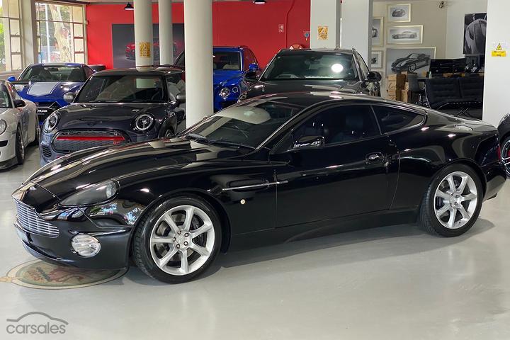 Aston Martin Vanquish Coupe Cars For Sale In Australia Carsales Com Au