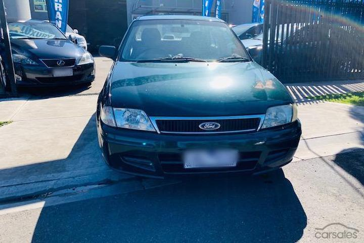 Ford Laser Green cars for sale in Australia - carsales com au