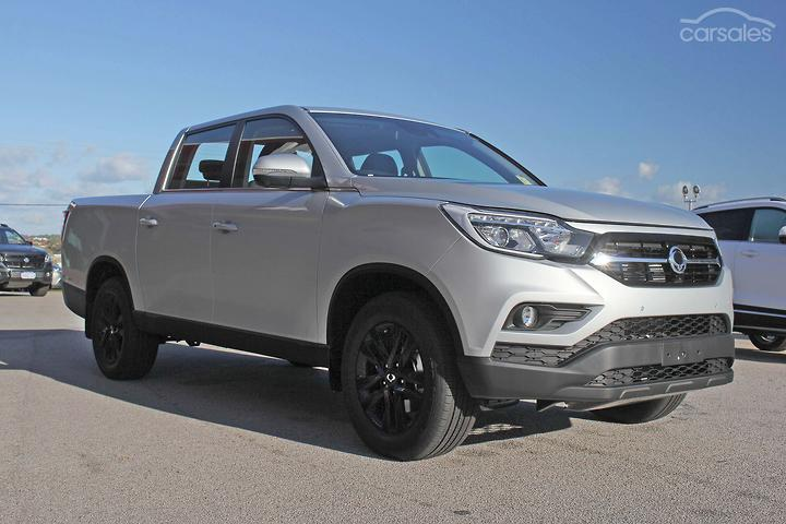 Ssangyong Ute Cars For Sale In Perth Western Australia Carsales
