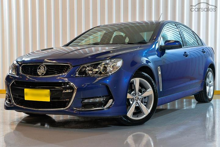 Holden Commodore SS cars for sale in Brisbane, Queensland - carsales